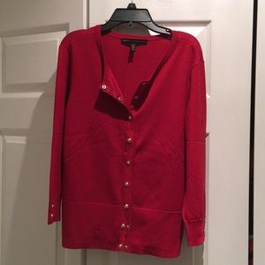 WHBM red sweater